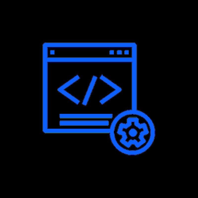 Icon technisches SEO