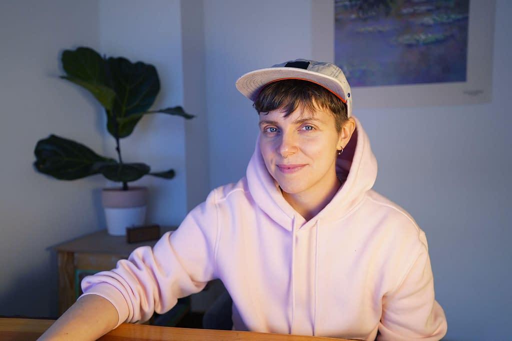 Maria Preußmann - Webdesignerin Berlin