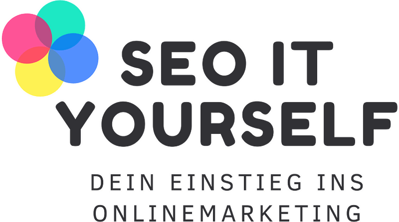 Logo SEO it yourself - dein Einstieg ins Onlinemarketing