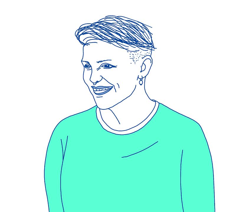 Illustration von Maria Preußmann