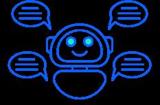 Grafik eines Bots