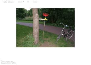 Referenz Website Saskia Schiemann